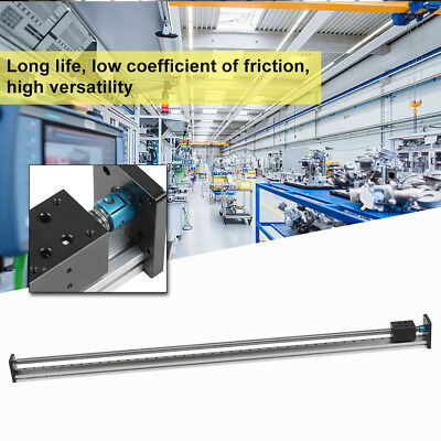 1000mm CNC Linear Rail Guide Slide Stage Actuator Ball Screw Motion Table Motor.