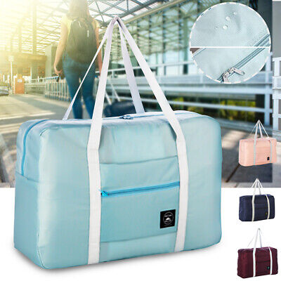 Fashion Large Foldable Large Capacity Waterproof Storage Bag Travel Handbag New