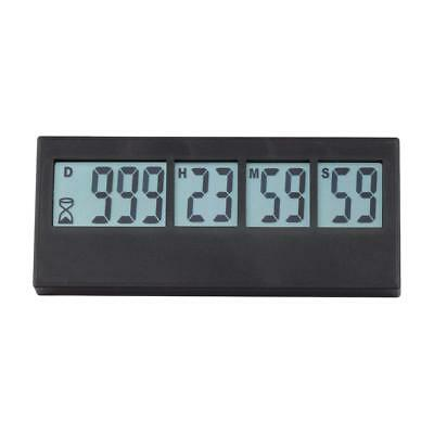 Digital Countdown Timer Clock With Alarm 999 Days 23 hours 59 minutes 59 Seconds