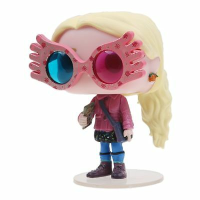FUNKO POP!! #41 Harry Potter Luna Lovegood with Glasses Figure Collection Toys