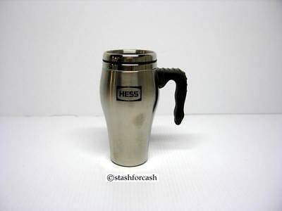Rare Hess Stainless Travel Mug With Handle - Not Available to the Public!