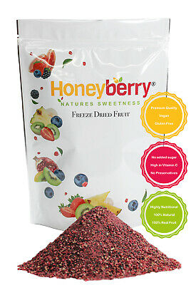 Freeze Dried Blackcurrant Powder 500g FREE Delivery