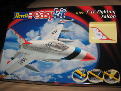Revell Easykit, F-16 Fighting Falcon, # 06628, 1:100, Neu