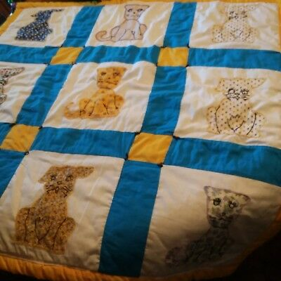 Baby quilts handmade