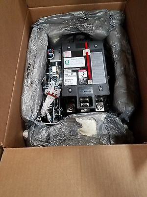 ASCO 260 Amp 208 Volt 3 Pole Automatic Power Transfer Switch Guts Only