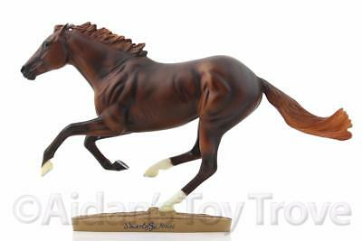 Breyer Smarty Jones 586 - Traditional Model Horse - Retired Famous Racehorse