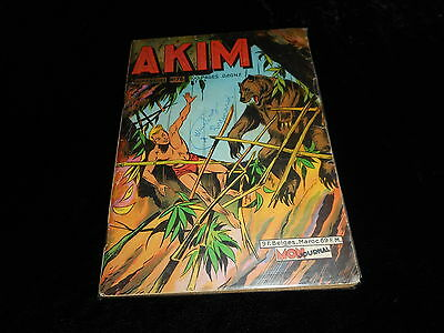 Akim 76 Editions Mon Journal septembre 1962