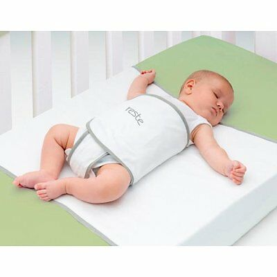 Reste Safe Sleep Solution Baby Wrap 7 25 Lbs 0 To 9 Months 2567