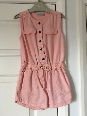 💕Girls Next Pink Playsuit - Age 4 Years - Extremely Cute - Great Condition 💕