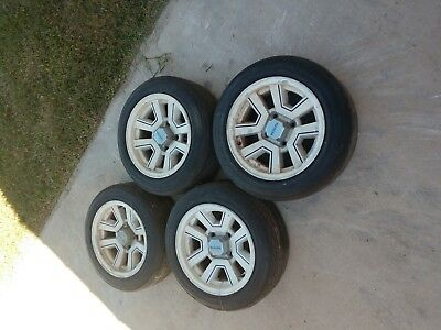 1984 toyota celica supra ae86 wheels used LOCAL PICK UP ONLY (Central Texas)
