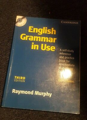 English Grammar In Use with Answers: A Self-study Reference and Practice Book