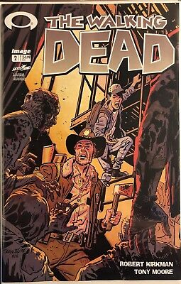 The Walking Dead #2 Blind Bag Color Variant TWD Day 15th Anniversary NM