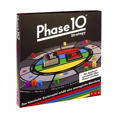 Phase 10 - Phase 10 Strategy Board Game