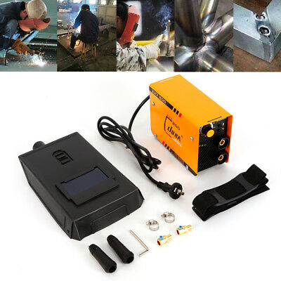 120AMP DC Inverter Welder MMA / ARC Welding Machine IGBT ZX7-200 220V US STOCK