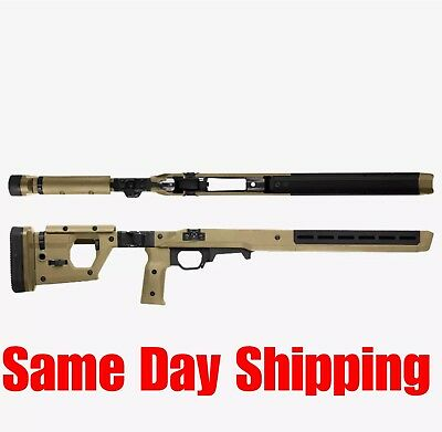 MagPul Pro 700 Chassis Stock MAG802-FDE for Remington Short Action Bolt Rifles