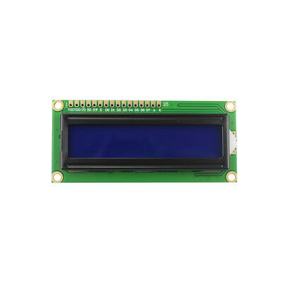1602 LCD Display Module DC 5V Based on HD4478 16x2 Character LCM Blue Backlight