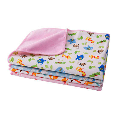 New Baby Changing Pad Reusable Waterproof Diaper Portable Mattress Washable-TE9