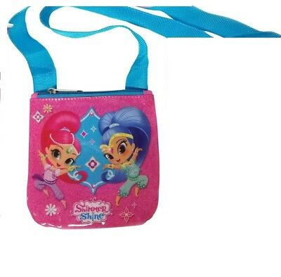 Nickelodeon SHIMMER AND SHINE Handbag Shoulder Bag Purse