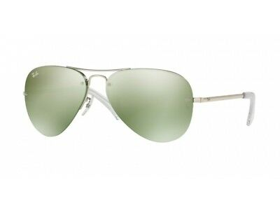 Blaze Ban Ray Flash Aviator Rb3449 Rame Verde Sole Da Occhiali eDH9bWI2EY
