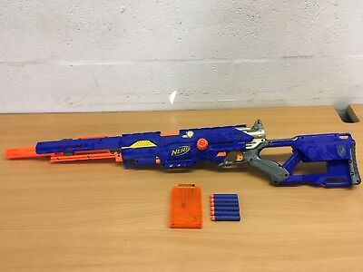 Nerf Longstrike Cs-6 And Ammo