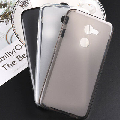 Soft Silicone Gel TPU Protector Back Case Cover Skin For Alcatel A3 5046Y 5046D