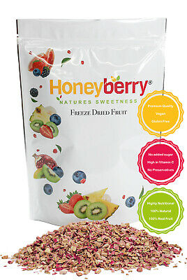 Freeze Dried Rhubarb Pieces 500g FREE Delivery