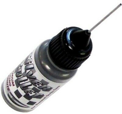 Silver Bullet Racing Graphite for Pinewood Derby Cars - FAST - Derby Monkey