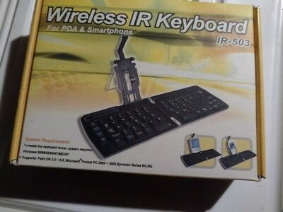 Wireless Keyboard for PDA and Smartphone