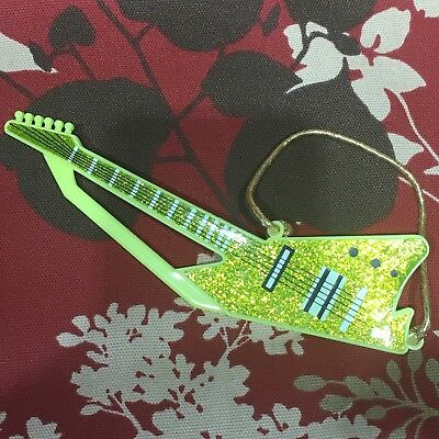 Vintage JEM Stormer Guitar and the Holograms Part 1985 Hasbro Original 1980s