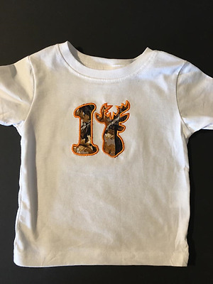 Mickey Mouse My 1st Birthday Embroidered T-Shirt Keepsake Personalized