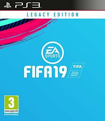 FIFA 19 Legacy Edition (PS3) (New) - (Free Postage)