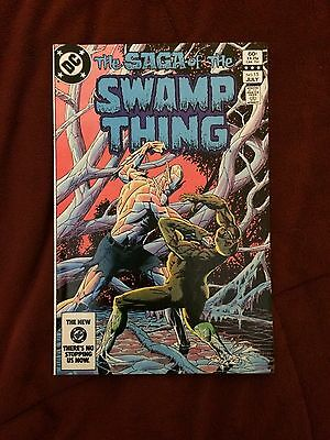 Swamp Thing (1983 2nd Series) #15