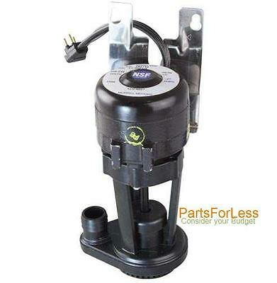 7623063 Manitowoc 115V Water Pump for Q, J, and B Series- 76-2306-3 New Pump
