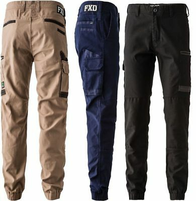 FXD Work Pants WP-4 Style Mens Workwear Safety Work wear, tradie