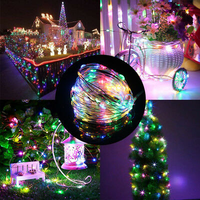 10M 100Leds USB Functions Fairy Lights LED Copper Wire Fairy Lights Xmas Party
