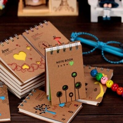 New Random Style Creative Handcraft Draw Sketch Notes For Kids Toy Notebook