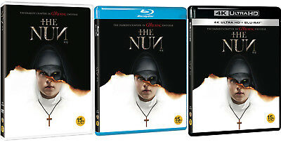 The Nun - 4K, Blu-ray, DVD (2018) UHD / Pick one!