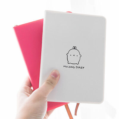 2018 2019 Calendar Notepad Cute Kawaii Cartoon Rabbit Diary Planner