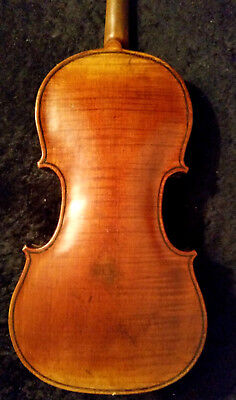 Very Old Antique Violin Unlabeled