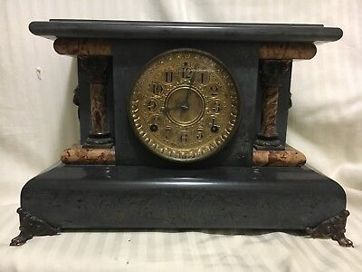 Antique SETH THOMAS Mantle Clock in Great Overall Condition!!