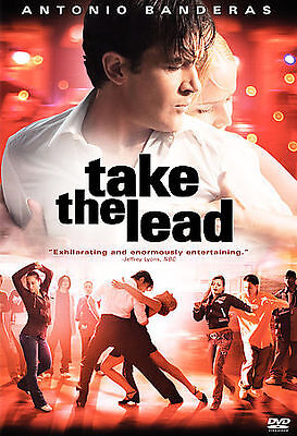 Take the Lead (DVD, 2006, Widescreen Edition) Disc Only