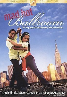 Mad Hot Ballroom (DVD, 2005, Widescreen Collection) Disc Only