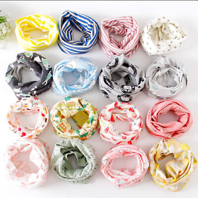Baby Kids Toddler Snood Scarf Neck Winter Warmer Multi Colour Scarves Xmas Gift