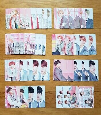 BTS Happy Ever After 4th Muster Official MD Mini Photocard Select Member