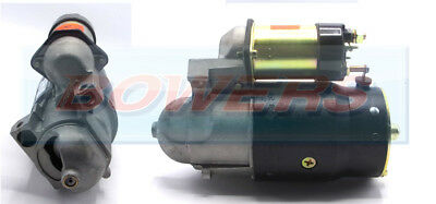 BRAND NEW STARTER MOTOR 12V 9 TOOTH DRIVE 1.7kW C/W DELCO REMY TYPE MERCRUISER