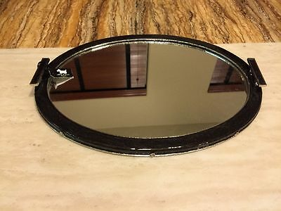 Mike And Ally Vanity Tray Chestnut Color NWT Bathroom Accessories $200 MSRP