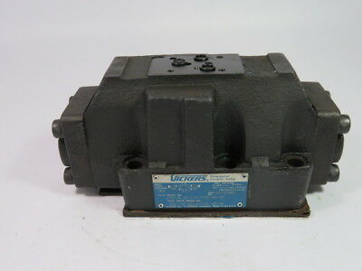 Vickers DG5W-8-2C-2-M-FTWL-B5-30 Directional Control Valve Base  USED
