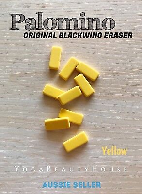 Palomino Blackwing Eraser *Limited* 1pc YELLOW Refill pencil art calligraphy pen