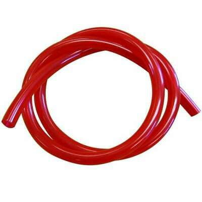 "3' feet Translucent Red USA Fuel Line 1/4"" ID motorcycle petcock Triumph Honda"