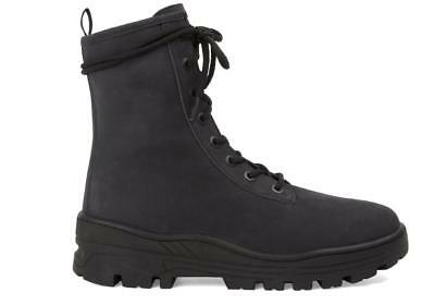 5221d29e4 Yeezy Season 5 Nubuck Military Boot - Graphite Nubuck - Size EU 42   US 9